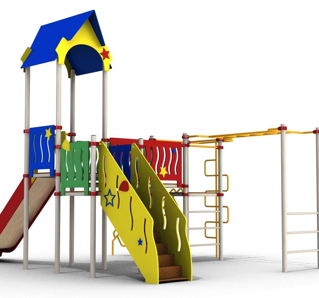 как заказать детскую площадку