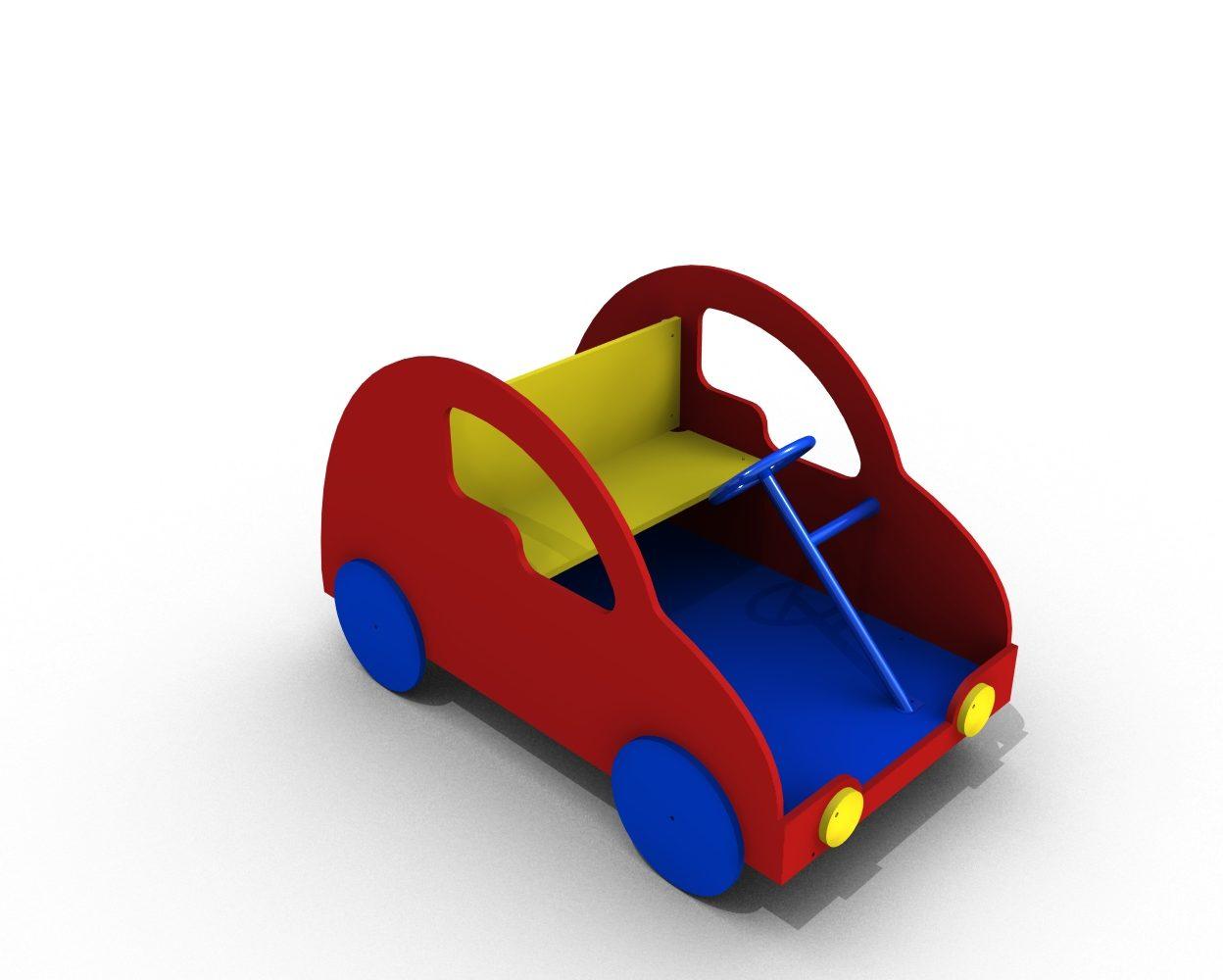 Машина ЖУК для детской площадки