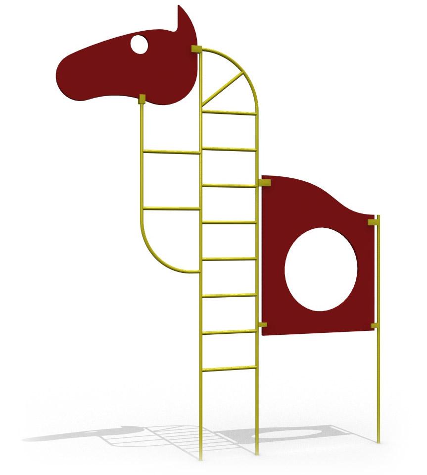 Игровое оборудование лошадь