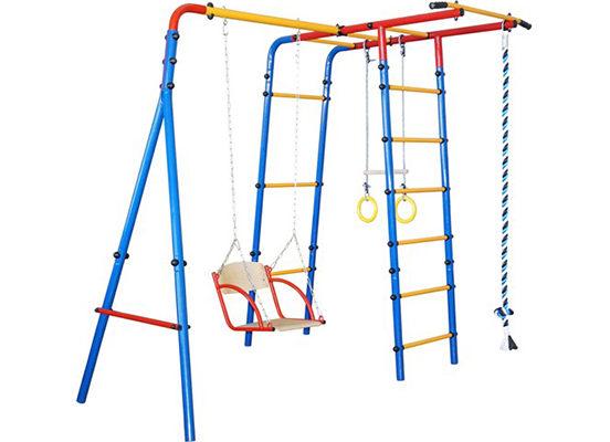 Детский спортивный комплекс для дачи «Чемпион» mini
