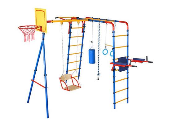 Детский спортивный комплекс для дачи «Спортивная поляна»
