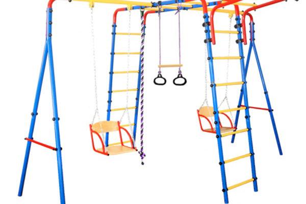 Детский спортивный комплекс для дачи «Полянка»