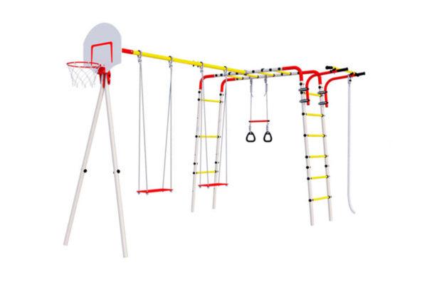 Детский спортивный комплекс для дачи «Юный олимпиец»