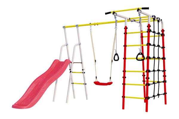 Детский спортивный комплекс для дачи «Солнечное лето»